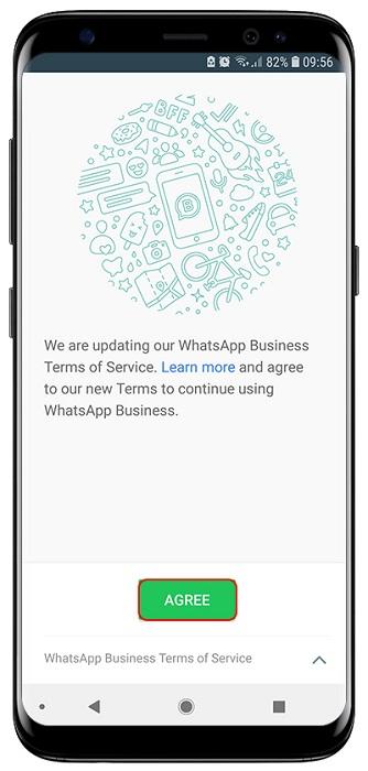 آموزش نصب و کار با بیزنس اکانت واتساپ