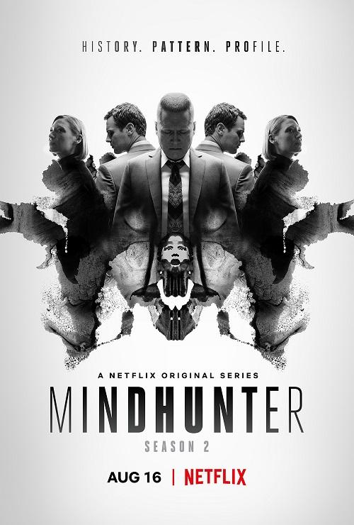 سریال شکارچی ذهن Mindhunter