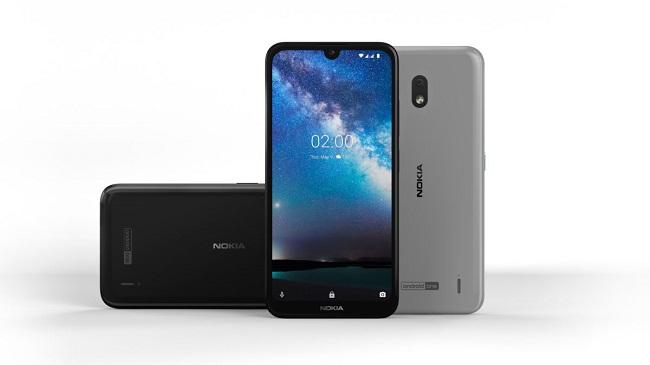 نوکیا 2.2: گوشی مقرون به صرفه زیبای نوکیا
