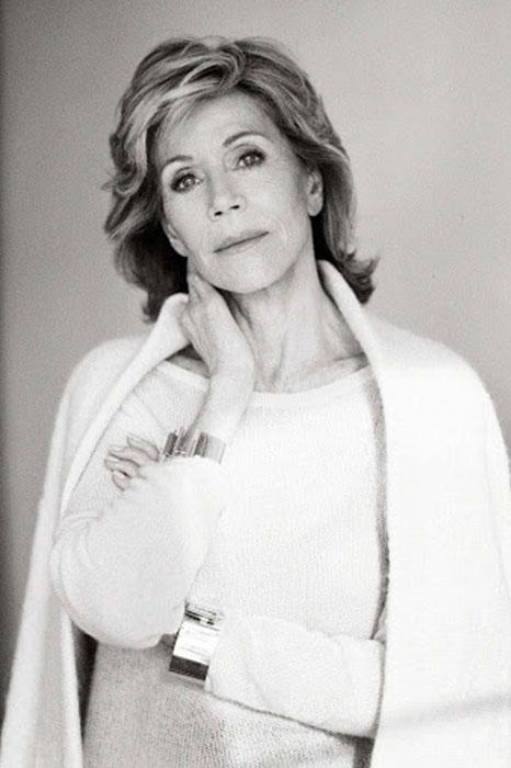 ۱۴. جین فوندا (Jane Fonda)