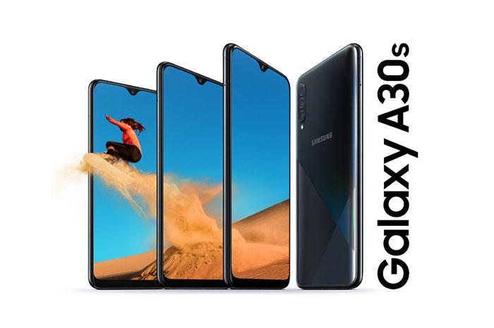 سامسونگ گلکسی ای ۳۰ اس (Samsung Galaxy A30s)