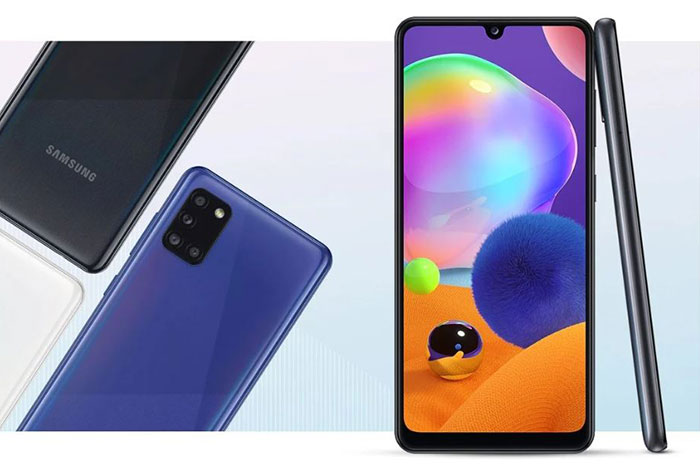 سامسونگ گلکسی ای ۳۱ (Samsung Galaxy A31)