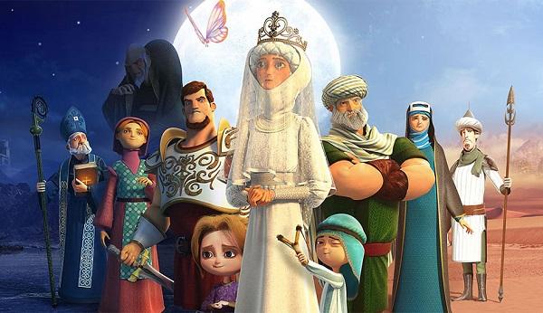 بهترین انیمیشن های ایرانی