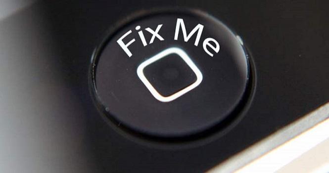 رفع مشکل کار نکردن دکمه هوم آیفون ؛ چگونه مشکلات دکمه Home آیفون را رفع کنیم؟