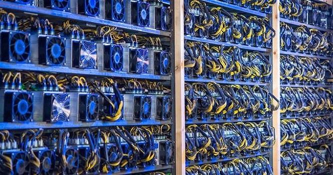 راه اندازی بزرگترین فارم استخراج بیت کوین در ایران