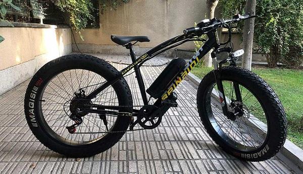دوچرخه برقی مدل BEINAIQI