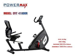 دوچرخه ثابت خانگی پاورمکس 41800R POWERMAX