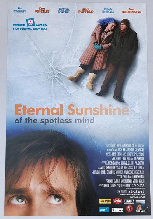 درخشش ابدی یک ذهن بی آلایش (Eternal Sunshine of the Spotless Mind)