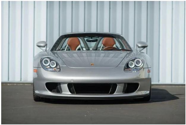 پورشه کاررا GT مدل ۲۰۰۵