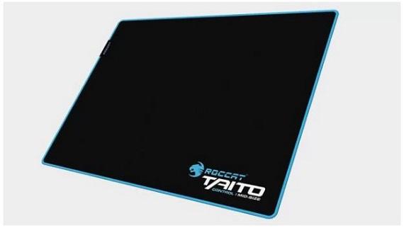 Roccat Taito Control: یکی از بهترین ماوس پدهای گیمینگ 2020 پارچهای