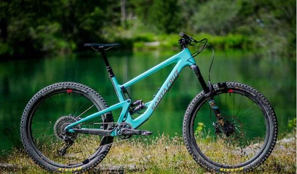دوچرخه سانتا کروز Hightower و Nomad