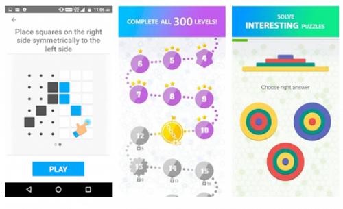 Smart – Brain Games & Logic Puzzles