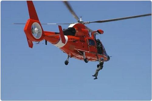 نیروی جستجو و نجات گارد ساحلی