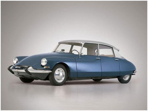 سیتروئن DS مدل ۱۹۵۵