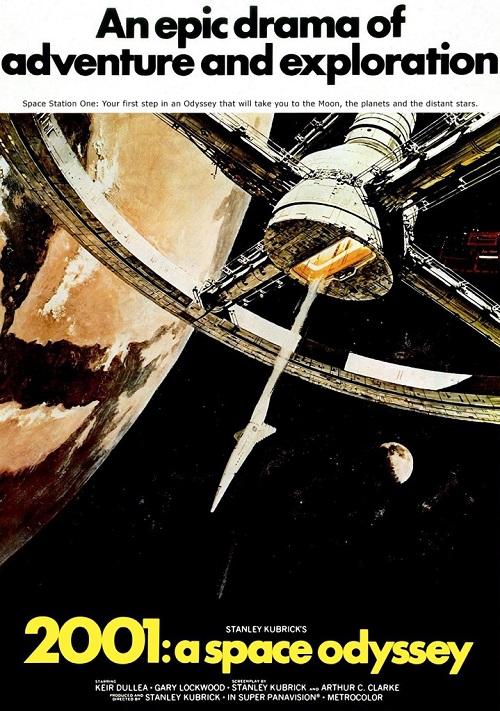 ادیسه فضایی: 2001 (Space Odyssey 2001)
