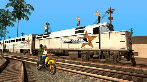 San Andrias: Grand Theft Auto