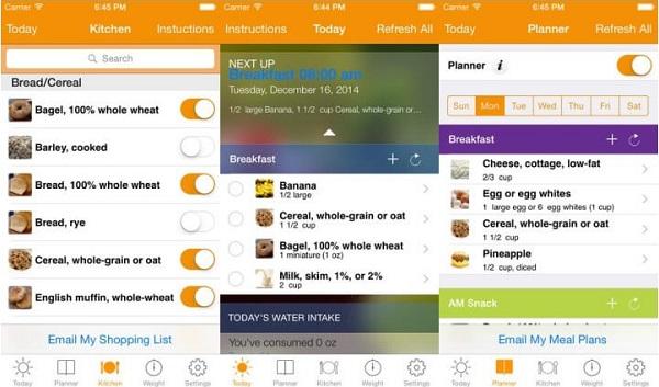 اپلیکیشنDiet Hero App