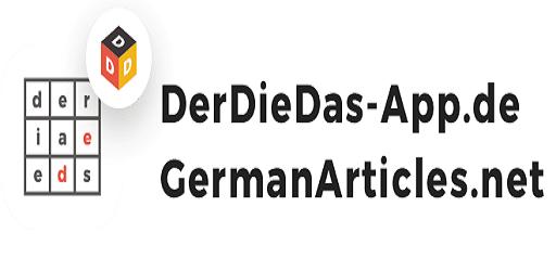 ۶-اپلیکیشن زبان آلمانیDer Die Das