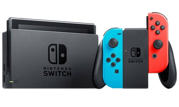 بهترین جایگزین تبلت: کنسول بازی نینتندو مدل Switch