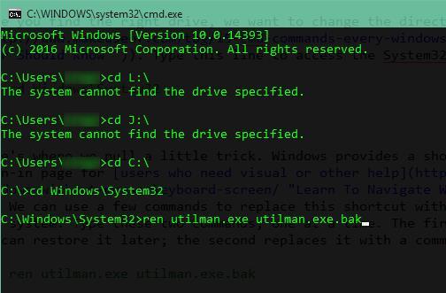 نحوه بازیابی رمز ویندوز 10 به شکل آفلاین