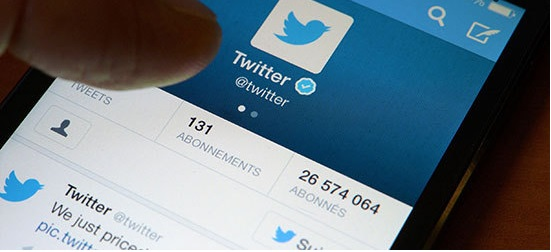 دریافت تیک آبی در توییتر