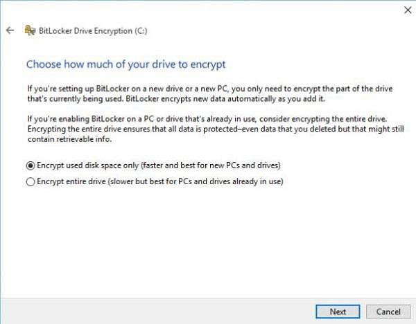 آموزش رمزگذاری روی فلش در ویندوز 10با BitLocker