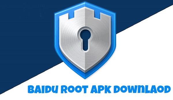 اپلیکیشن روت BaiduRoot