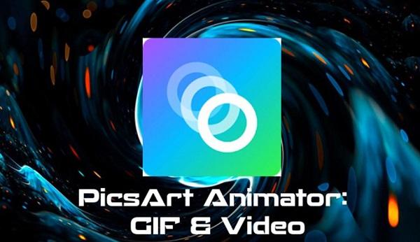 اپلیکیشن PicsArt Animator