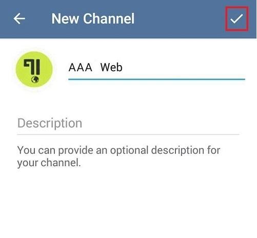 آموزش کامل تصویری و قدم به قدم ساختن کانال تلگرام