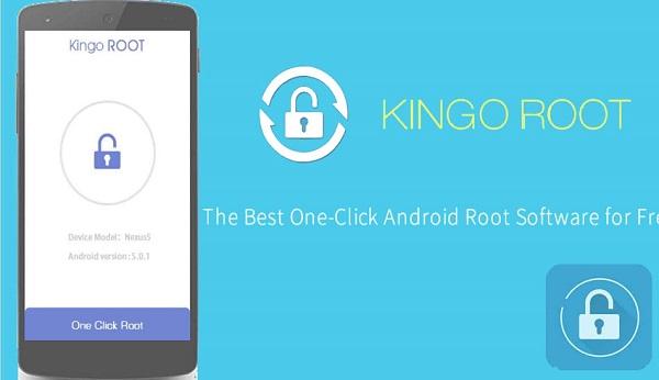 برنامه روت Kingo Android Root