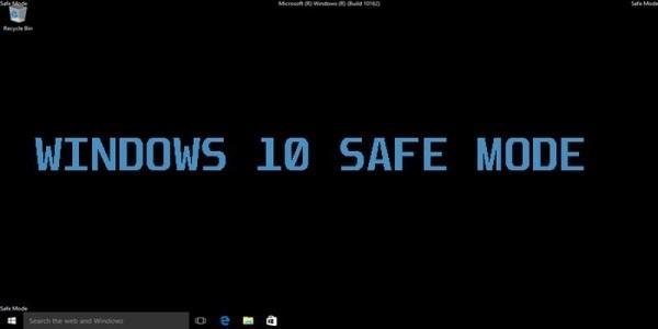 حذف برنامههایی که Uninstall ندارند در حالت Safe Mode ویندوز ۱۰
