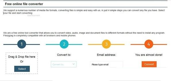 آموزش ساخت فایل پی دی اف (PDF) در ویندوز ۱۰ با سرویس زیگزاگ