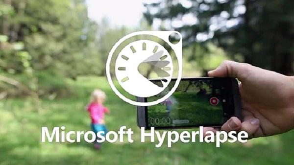 9. برنامه ساخت استوری خاص Microsoft Hyperlapse