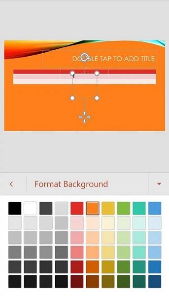 عوض کردن تم پاورپوینت به کمک بخش Design