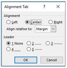 تنظیم فاصله هدر و فوتر از لبۀ کاغذ