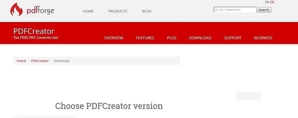 آموزش ساخت فایل پی دی اف (PDF) در ویندوز ۱۰ با استفاده از برنامه PDFCreator