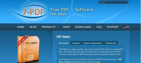 ۷ PDF Maker