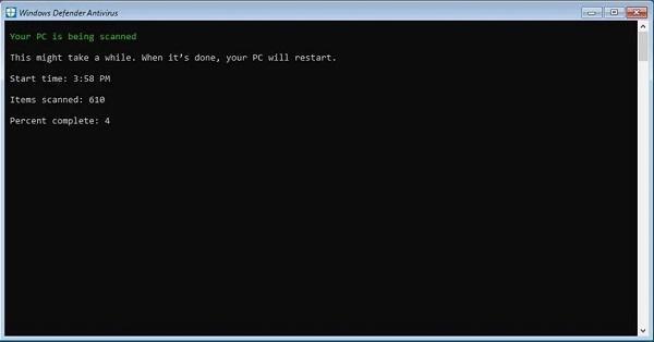 آموزش کار با ویندوز دیفندر (windows defender) در ویندوز ۱۰ : نحوه استفاده از Windows Defender آفلاین برای حذف ویروسها در ویندوز ۱۰