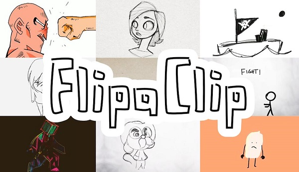 اپلیکیشن FlipaClip