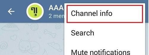 اضافه کردن افراد جدید به لیست کانال در تلگرام (Add Member to Telegram Channel)