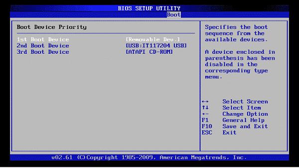 مراحل نصب ویندوز از روی فلش بوتبل