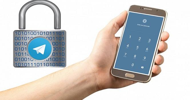 آموزش رمز گذاشتن برای تلگرام (Passcode Lock) ؛ چگونه از تلگرام خود محافظت کنیم؟