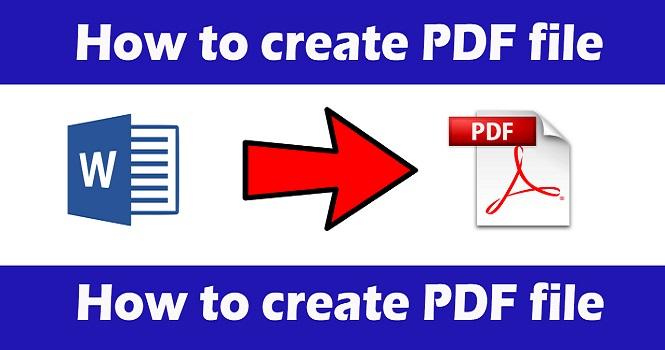 آموزش ساخت فایل پی دی اف (PDF) در ویندوز ۱۰ ؛ چگونه پی دی اف خوب بسازیم؟