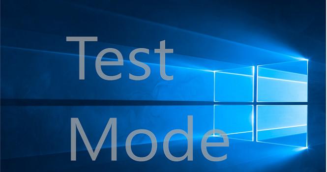 آموزش حذف Test Mode در ویندوز ۱۰ : چگونه از شر حالت آزمایشی خلاص شویم؟