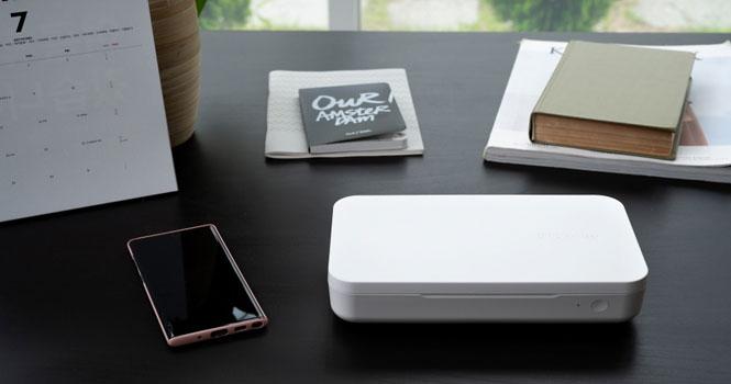 آشنایی با دستگاه ضدعفونی UV سامسونگ ؛ ابزاری مدرن برای رعایت بهداشت