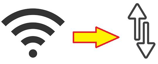 از یک دستگاه دیگر استفاده کنید و به جای وای فای از دیتای گوشی استفاده کنید یا برعکس