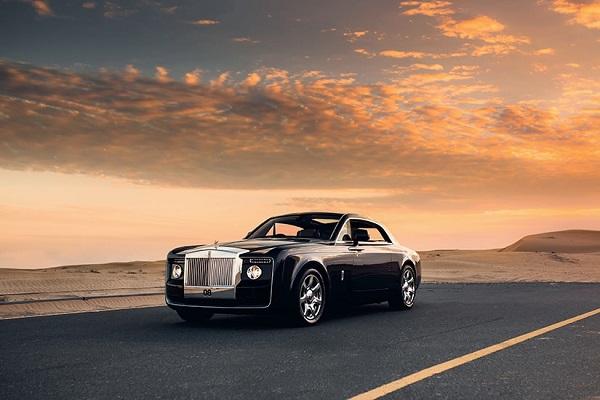 3 رولزرویس سوئپ تیل: گران ترین خودرویی که نمیتوانید بخریدش