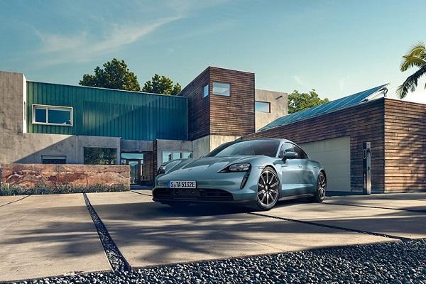 15 پورشه تایکان 4 اس: گران ترین خودروی الکتریکی