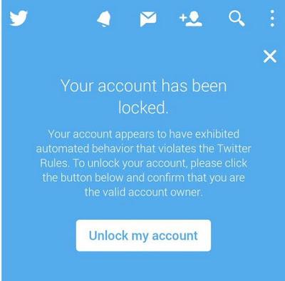 رفع مشکل ساخت اکانت در توئیتر