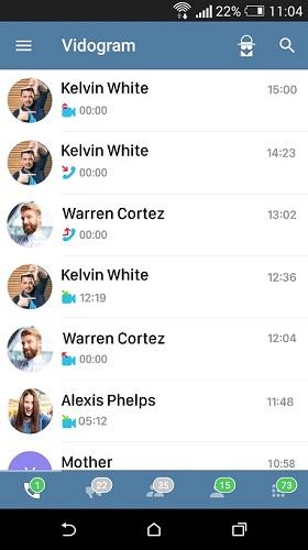 جایگزین تماس تصویری تلگرام
